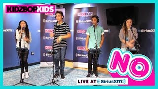 KIDZ BOP Kids - NO (Live at SiriusXM) [KIDZ BOP 32]
