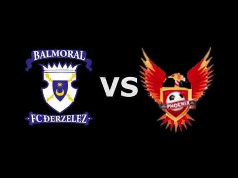 Balmoral FC vs Newmarket Phoenix Fc - Round 18 - Match Highlights
