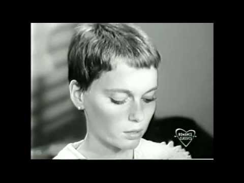 Peyton Place  Mia Farrow haircut February 15, 1966