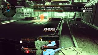 The Bureau - XCOM Declassified Gameplay PC Max Settings