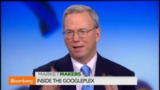 Eric Schmidt: Mobile Revolution Has Changed Everything