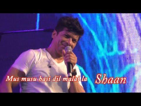 Musu musu hasi deu malai lai video song by Shaan/Live stage programme/Durgapur