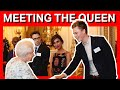 MEETING THE QUEEN w/ Liam Payne