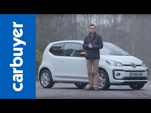 Volkswagen up! 2017 city car review - Carbuyer