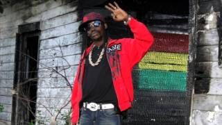 Munga - Bad From Mi Born (Sativa Riddim)