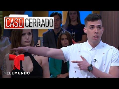 Caso Cerrado | Evil Step-Mom Treats Immigrant Kids Like Slaves😠⛓💪🗣 | Telemundo English