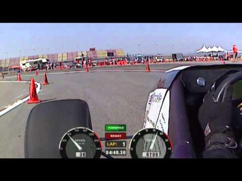UWO Formula Racing 2010 Formula SAE California Endurance 1