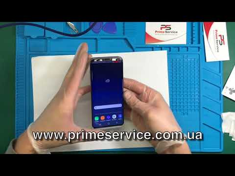 Samsung Galaxy S8 G950 замена стекла. Samsung Galaxy S8 G950 Glass Replacement