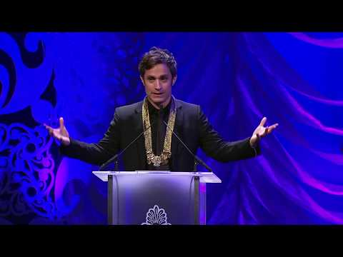 Gael García Bernal Acceptance Speech | Vision Honoree| 30th Hispanic Heritage Awards