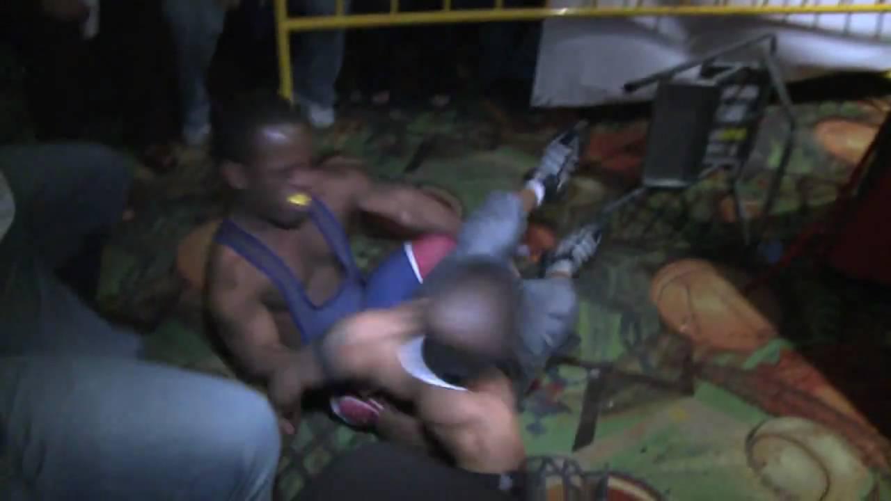 Midget fighting club