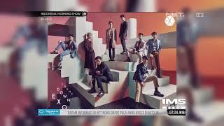 Kpop Corner - EXO Rajai Tangga Lagu 'Oricon'