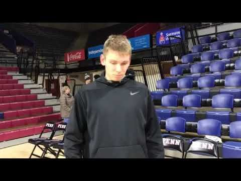 Catching up with Pennsylvania's Ryan Betley