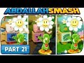Yoshi's Crafted World - ALL CRAFTS / SOUVENIR LOCATIONS 4 - 100% Walkthrough Gameplay Part 21