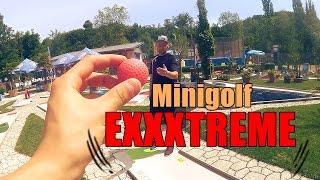 KsFreak Vs Krappi | MiniGolf EXXXTREME!!!