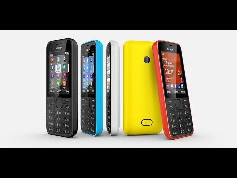 Celular de combate, Nokia 220 Dual sim Review español