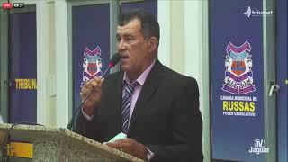 Pronunciamento - Edilson Barreto (19-01-2021)