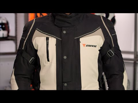 Dainese D-Blizzard D-Dry Jacket Review at RevZilla.com