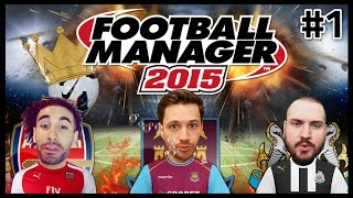 FOOTBALL MANAGER 2015 WITH HUGH WIZZY & TRUE GEORDIE Thumbnail