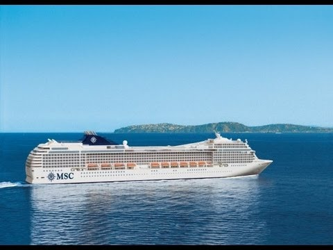 The best of MSC Magnifica