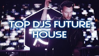 Top 5 DJs de Future/Deep House