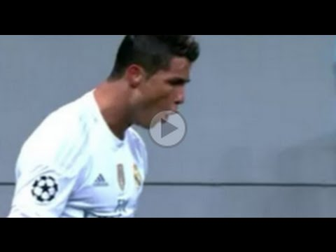 Cristiano Ronaldo Goal - Shakhtar vs Real Madrid 0-1 Champions League 2015-2016 HD