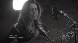 "Sessions at Sisters Folk Festival Caitlin Canty ""Dotted Line"""