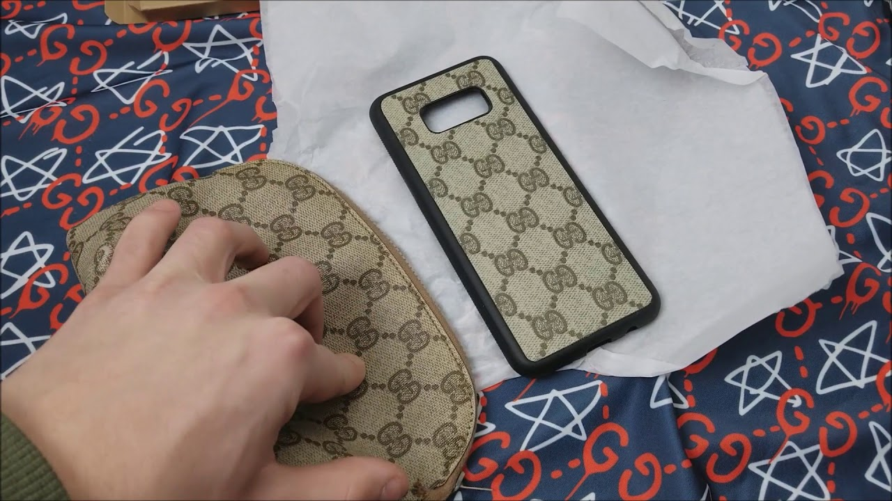 online store fa2f3 c9ca9 Xplicit_Dezigns Gucci Phone Case review