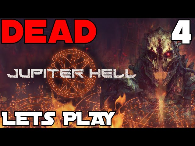 Jupiter Hell gameplay part #4 - That's it... Permadeath! | RPG Roguelike