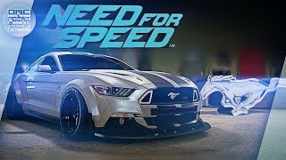 Need For Speed 2015 - ВЕСЬ ТЮНИНГ Ford Mustang 2015 Тест Драйв