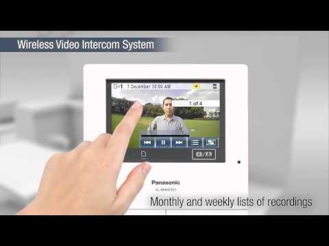 Panasonic Video Intercom system VL-SV30BX