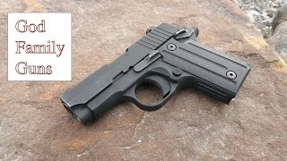 Ruger LCP 2 vs Sig Sauer P238