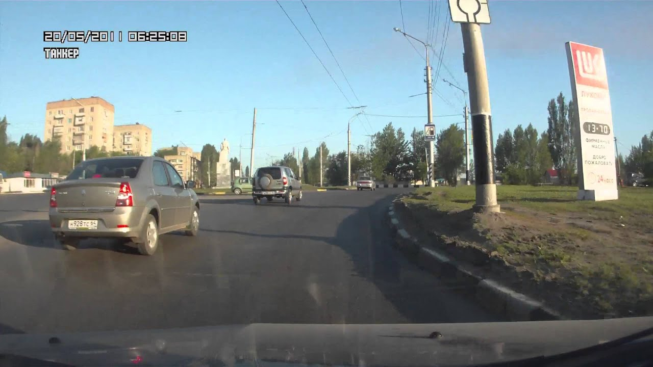 проезд перекрестка с знаком stop