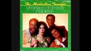 Watch Manhattan Transfer Helpless video