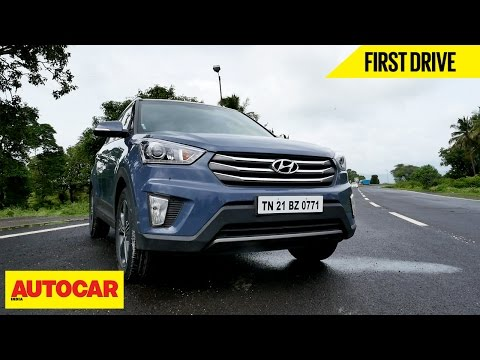 Hyundai Creta   First Drive   Autocar India