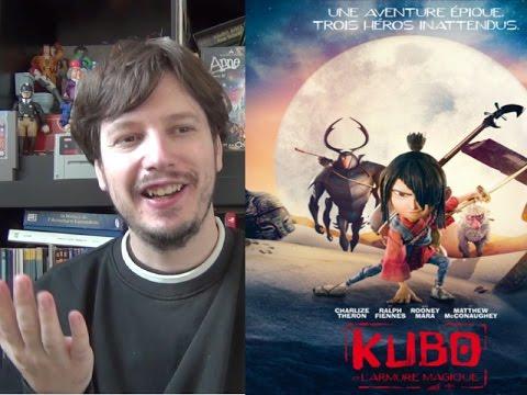 La vignette de la critique vidéo Pourquoi faut-il voir Kubo et l'Armure Magique ?