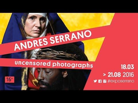 Andres Serrano. Uncensored Photographs