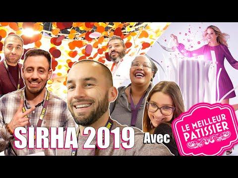 SIRHA 2019 avec les Copains du Meilleur Pâtissier - VLOG #01
