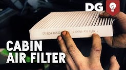 How To Change A Cabin Air Filter (And Why You Should Do It)