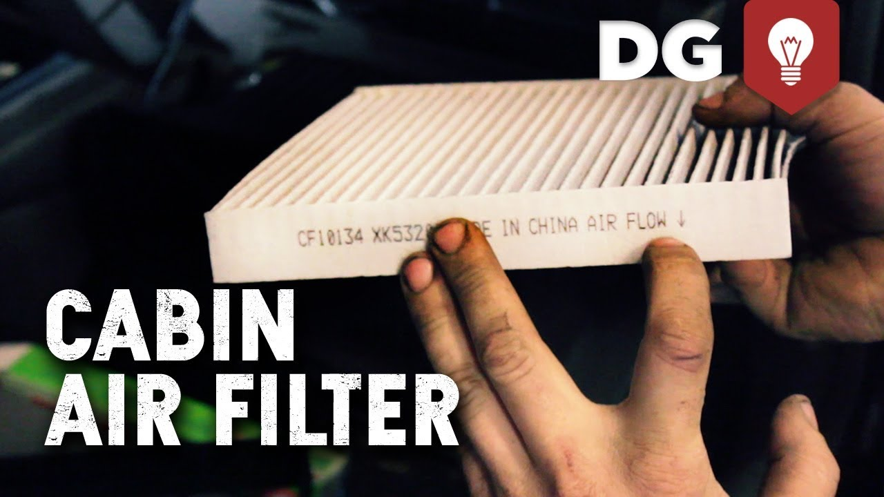 How To Change A Cabin Air Filter And Why You Should Do It