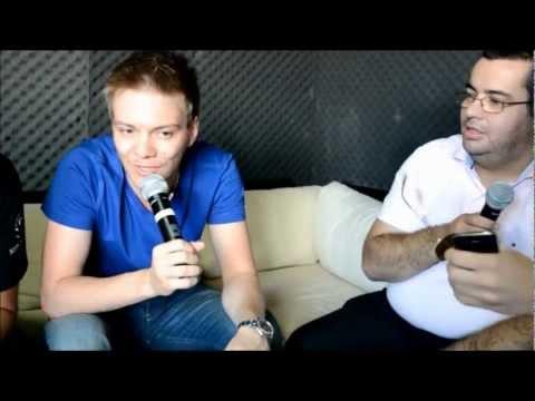 Radio ZU - Primul interviu cu Michel Telo in Romania