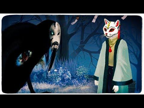 КОТ И ПРИЗРАЧНАЯ ДОРОГА - Cat and Ghostly Road