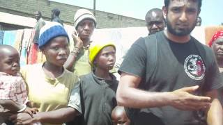 Project: Self Protection for Kenyan Street Children and Mothers - Parvez Alam, FIGHTING FOR LIVES