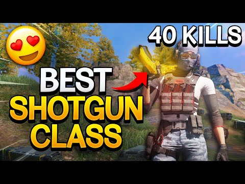 My OP HS0405 Loadout Helped Me Achieve the 40 Bomb! | CODM BR |