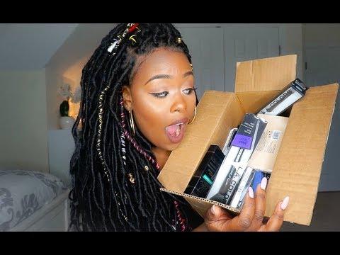 HUGE Makeup unboxing haul ft. ikatehouse.com