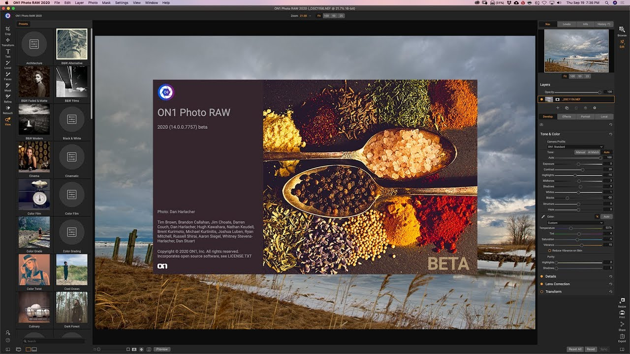 On1 Photo Raw 2020 Review.Preview Of The Awesome New Features Of On1 Photo Raw 2020