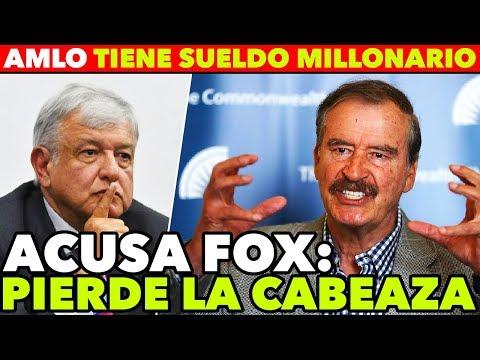 VICENTE FOX RETA A DEBATIR A AMLO: SALDR脥A CORRIENDO
