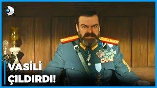 Hamilton, Kumandan Vasili'yi Çıldırttı! - Vatanım Sensin 19.Bölüm