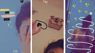 Hidden Face Selfie Ideas No Face Selfie Dp Ideas⭐💜🖤