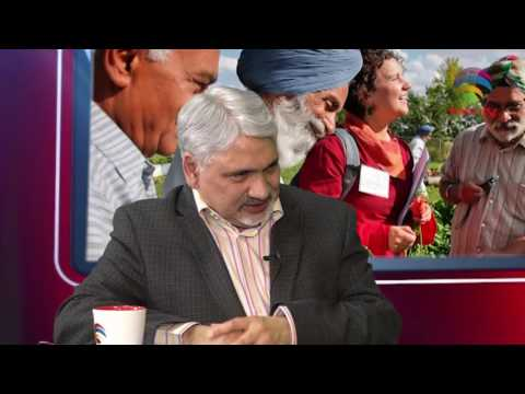 World Punjabi Conference 2017 Plans Revealed by Ajaib Chattha in Punjab Rang @TAG TV
