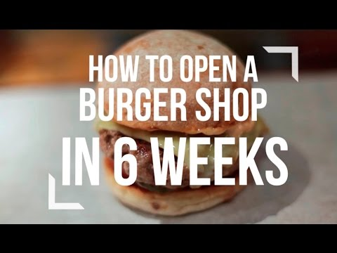 How to open a burger shop in 6 weeks | Coconuts TV